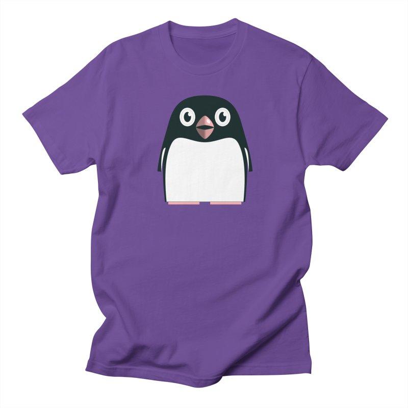 Adélie penguin Women's Regular Unisex T-Shirt by Pig's Ear Gear on Threadless