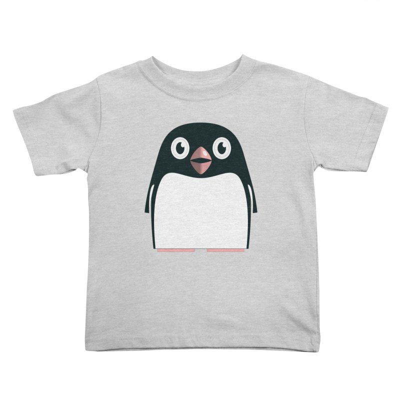 Adélie penguin Kids Toddler T-Shirt by Pig's Ear Gear on Threadless