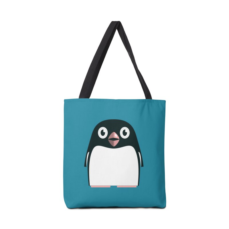 Adélie penguin Accessories Tote Bag Bag by Pig's Ear Gear on Threadless