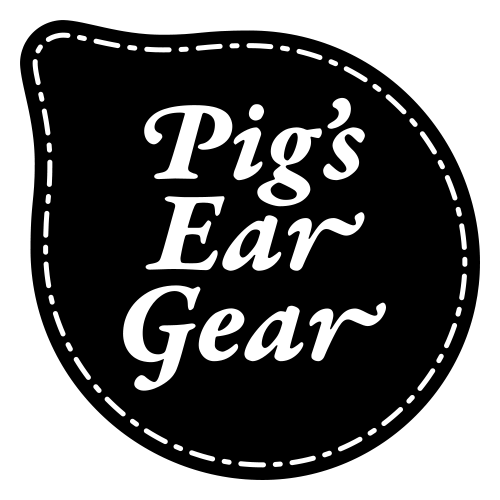 Pig's Ear Gear on Threadless Logo