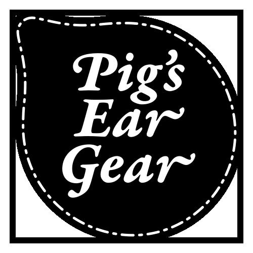 Pig's Ear Gear on Threadless Logo