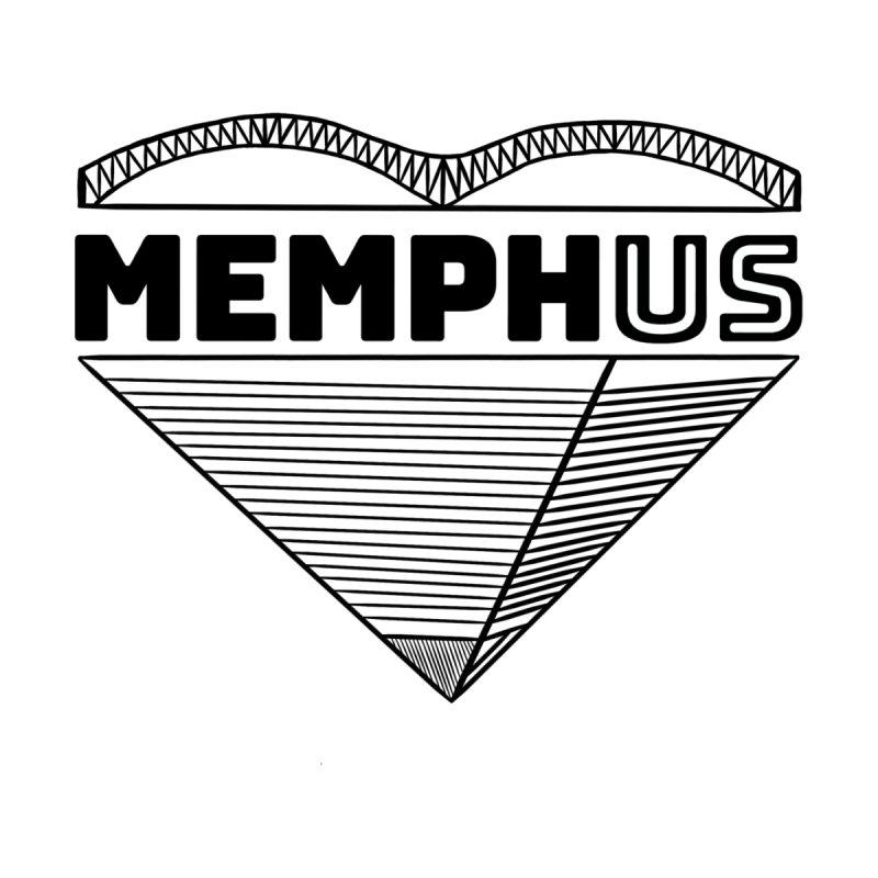 MemphUS Men's T-Shirt by pigtopia's Artist Shop