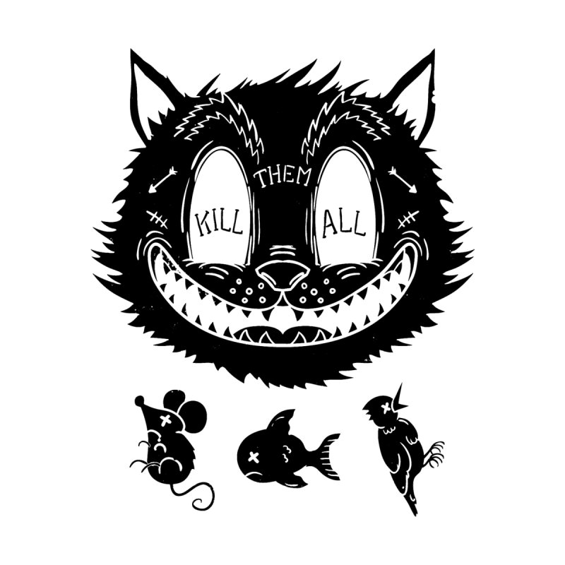Kill Them All Men's T-shirt by Pijaczaj