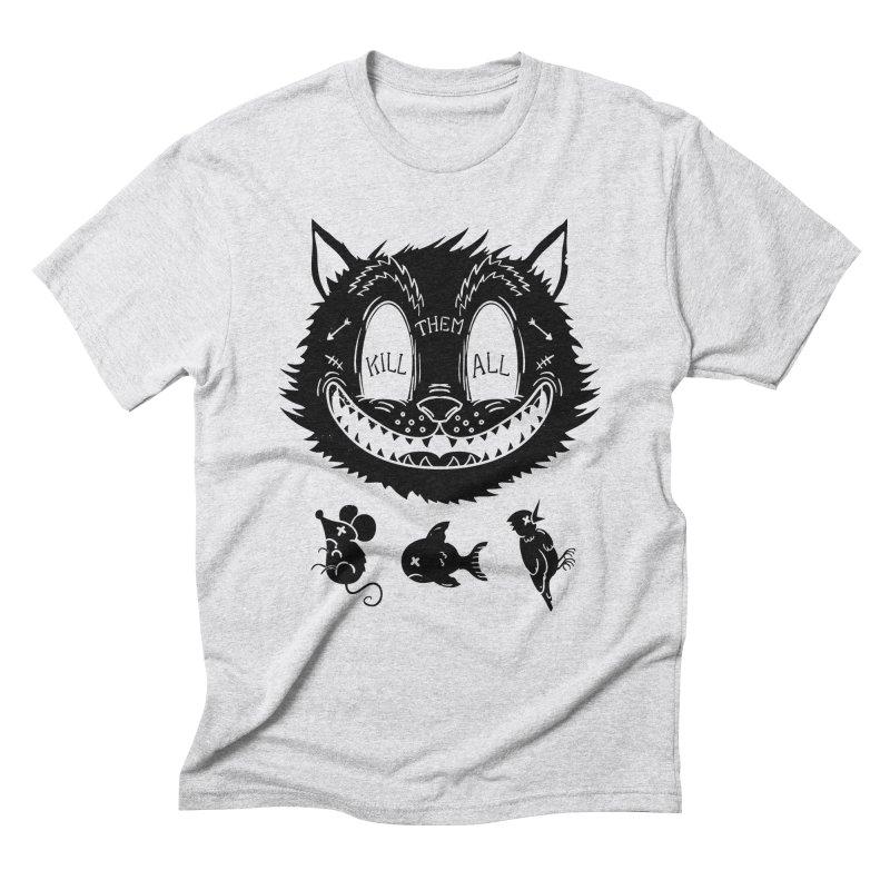 Kill Them All Men's Triblend T-Shirt by Pijaczaj