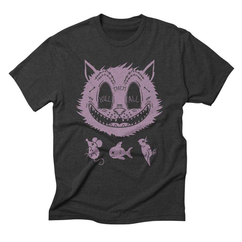 Kill Them All v.2 Men's Triblend T-Shirt by Pijaczaj