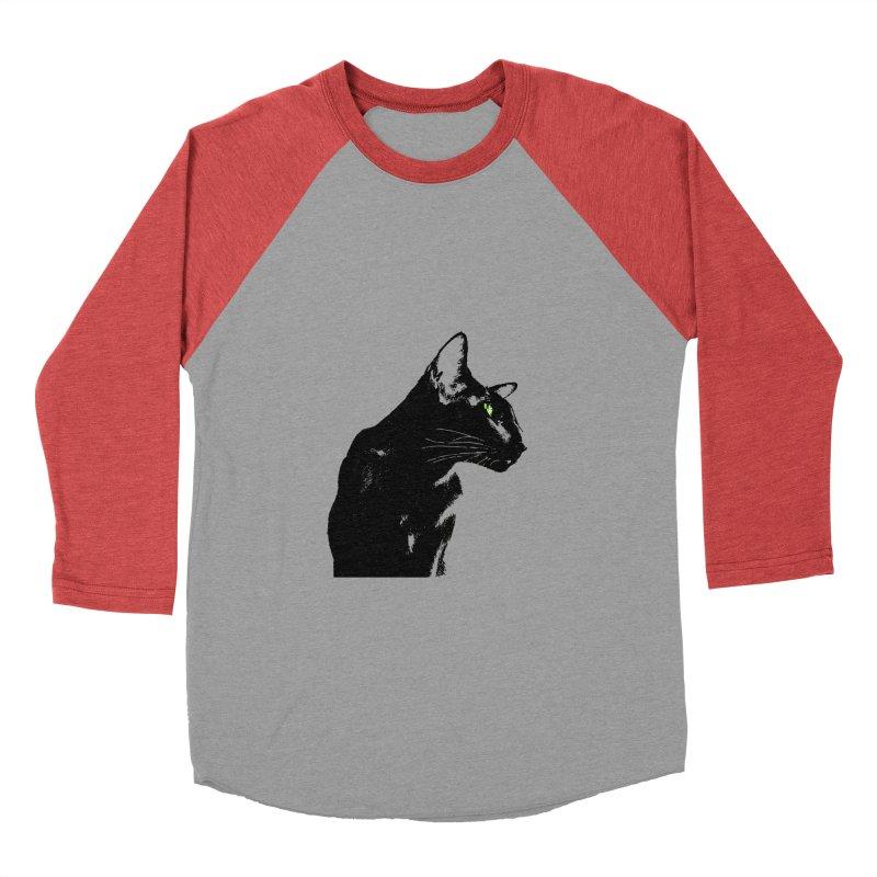 Mr. C. Black  Men's Longsleeve T-Shirt by pikeart's Artist Shop