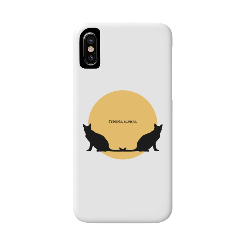 We are - friends. always. Accessories Phone Case by pikeart's Artist Shop
