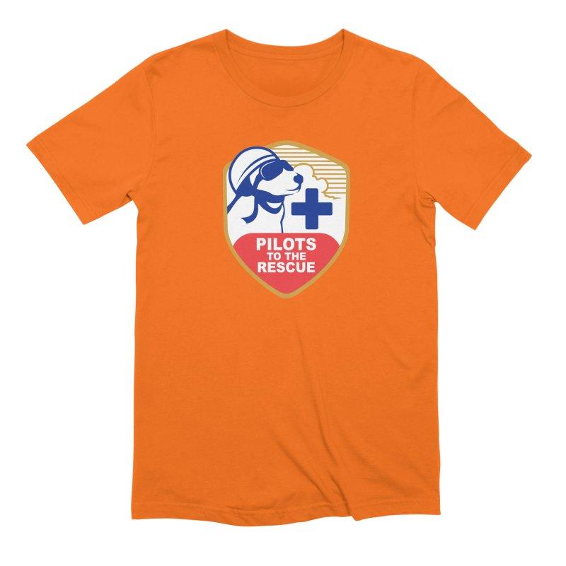 Pilots to the Rescue Men's T-Shirt by PilotsToTheRescue's Artist Shop