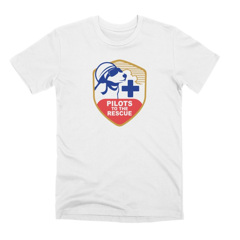 Pilots to the Rescue Men's T-Shirt by PilotsToTheRescue's Artist Shop