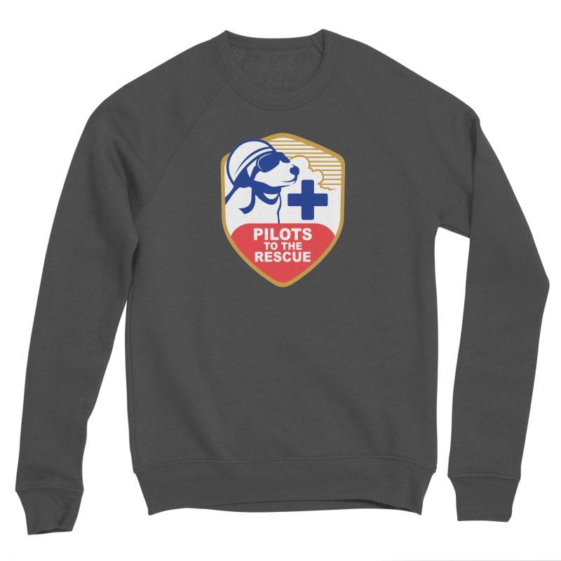 Pilots to the Rescue Women's Sweatshirt by PilotsToTheRescue's Artist Shop