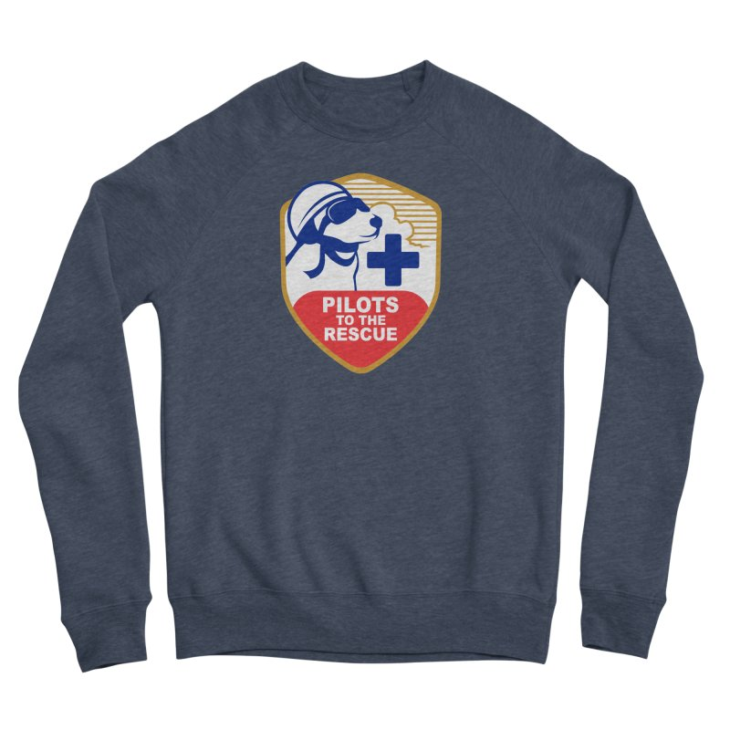Pilots to the Rescue Women's Sweatshirt by PilotsToTheRescue's Artist Shop