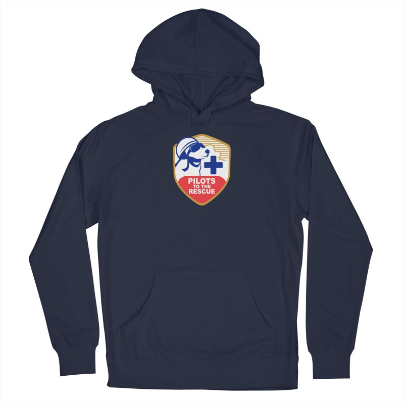 Pilots to the Rescue Men's Pullover Hoody by PilotsToTheRescue's Artist Shop