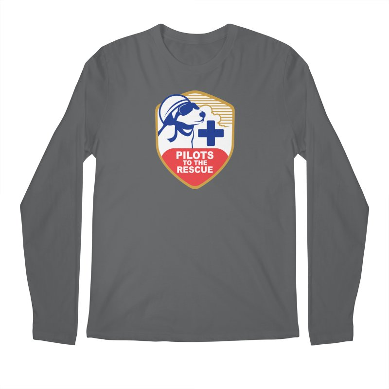 Pilots to the Rescue Men's Longsleeve T-Shirt by PilotsToTheRescue's Artist Shop