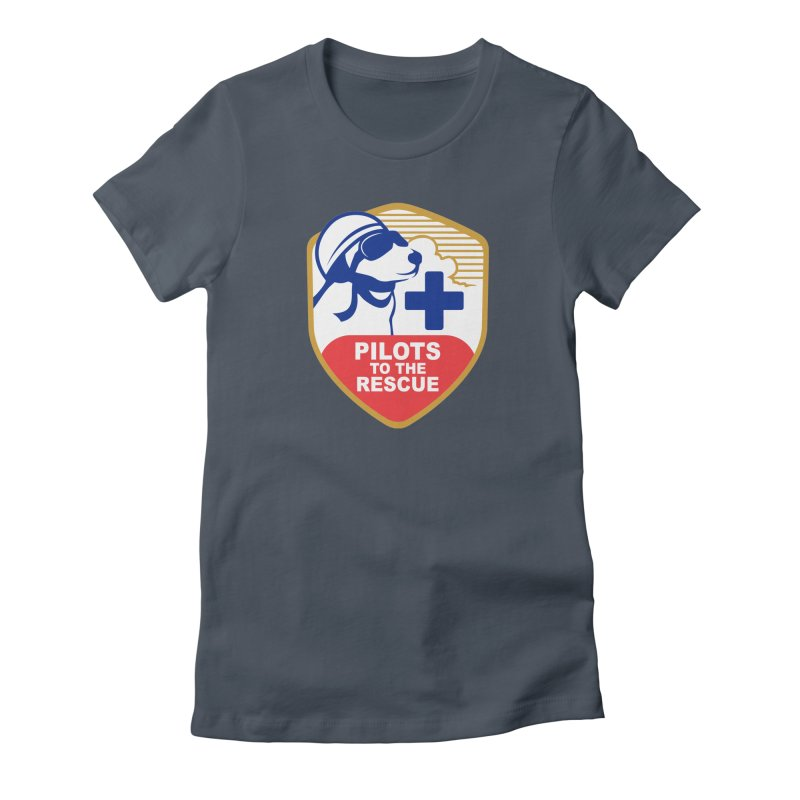 Pilots to the Rescue Women's T-Shirt by PilotsToTheRescue's Artist Shop