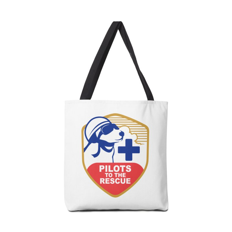 Pilots to the Rescue Accessories Tote Bag Bag by PilotsToTheRescue's Artist Shop