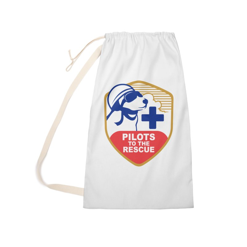 Pilots to the Rescue Accessories Laundry Bag Bag by PilotsToTheRescue's Artist Shop