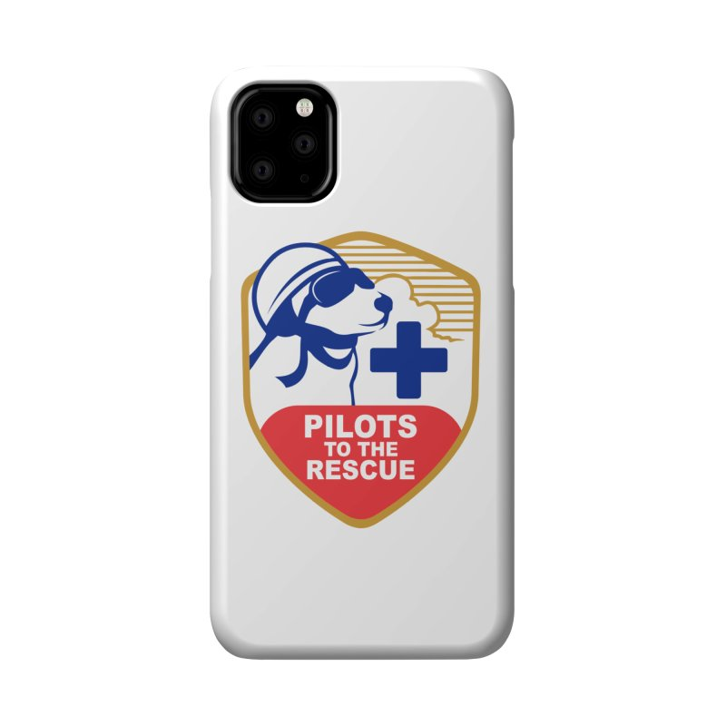 Pilots to the Rescue Accessories Phone Case by PilotsToTheRescue's Artist Shop