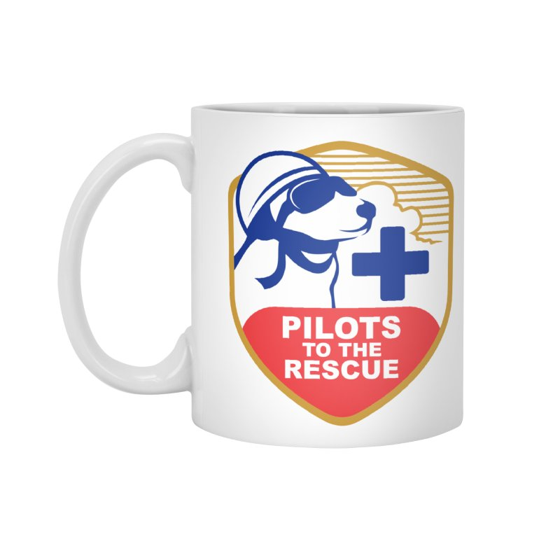 Pilots to the Rescue Accessories Standard Mug by PilotsToTheRescue's Artist Shop