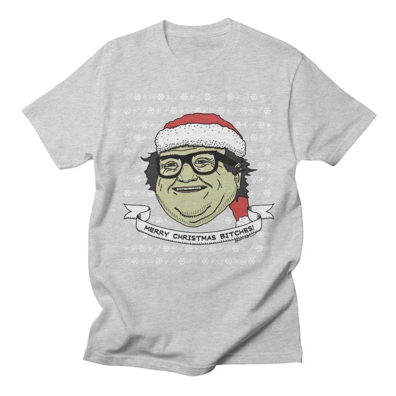 Sunny Christmas Men's T-shirt by Pinata Riot