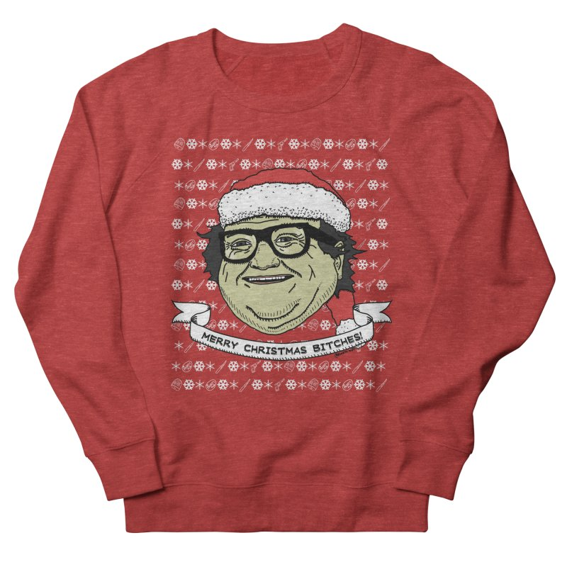 Sunny Christmas Men's Sweatshirt by Pinata Riot