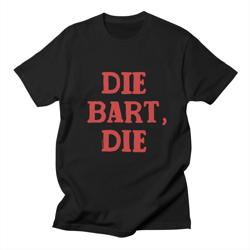 Thee Bart Thee Men's T-shirt by Pinata Riot