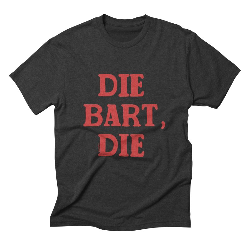 Thee Bart Thee Men's Triblend T-Shirt by Pinata Riot