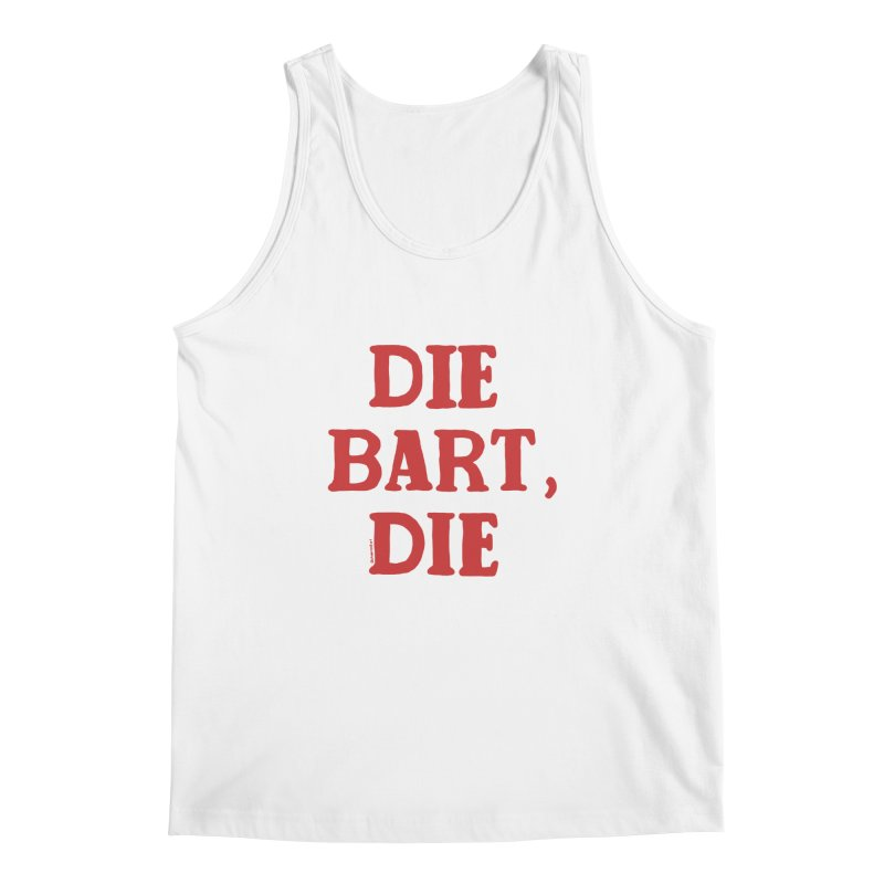 Thee Bart Thee Men's Tank by Pinata Riot