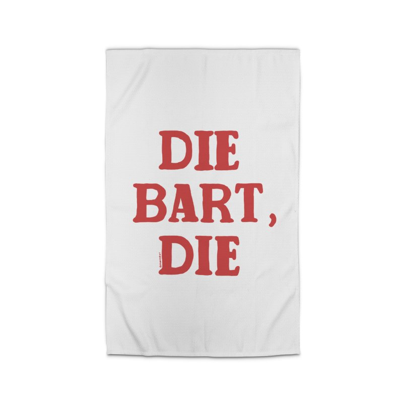 Thee Bart Thee Home Rug by Pinata Riot