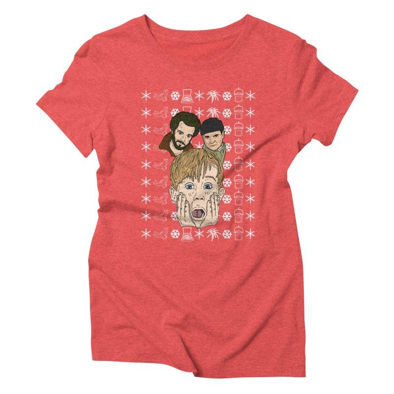 irresponsible parents Women's Triblend T-shirt by Pinata Riot