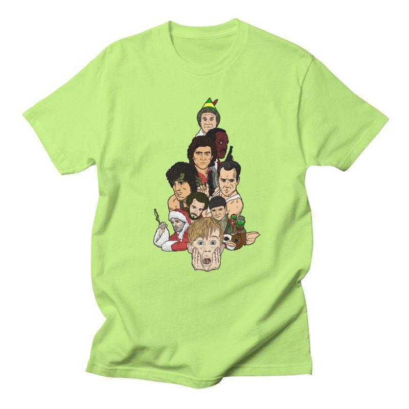 Hollywood Color Men's T-Shirt by Pinata Riot