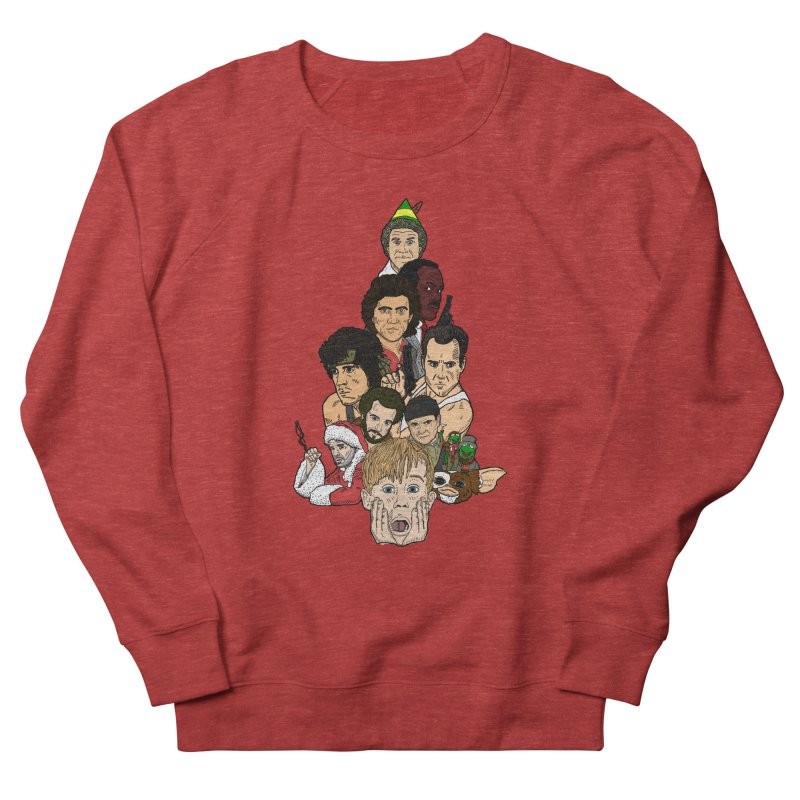 Hollywood Color Men's Sweatshirt by Pinata Riot