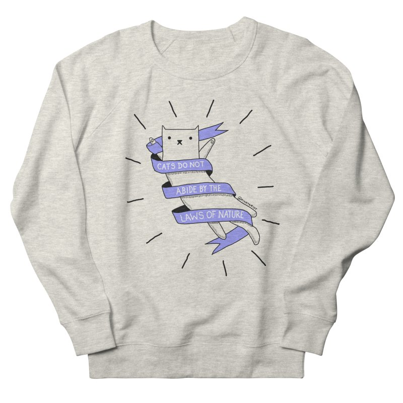 Laws of Nature Men's Sweatshirt by Pinata Riot