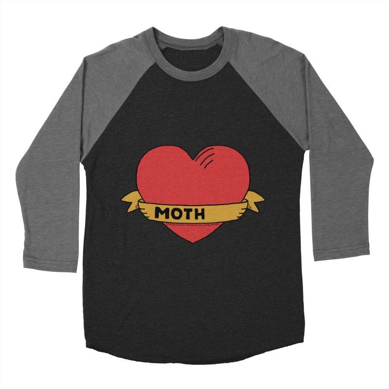 Mother Men's Baseball Triblend T-Shirt by Pinata Riot