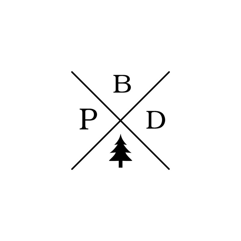 PBD ON TREES by pineboxdrive's Artist Shop