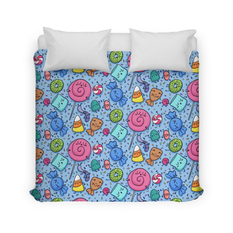 Zzweet DreamzZ Home Duvet by pingolito's Artist Shop