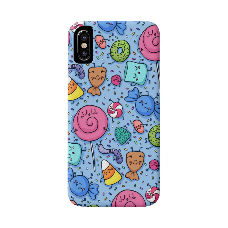 Zzweet DreamzZ Accessories Phone Case by pingolito's Artist Shop