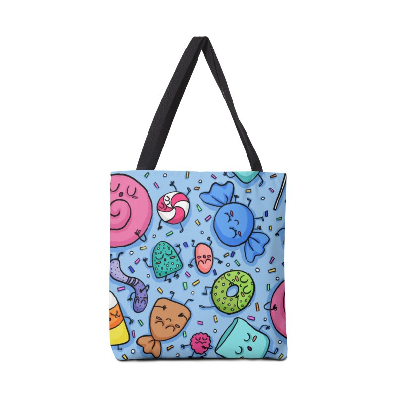 Zzweet DreamzZ Accessories Bag by pingolito's Artist Shop
