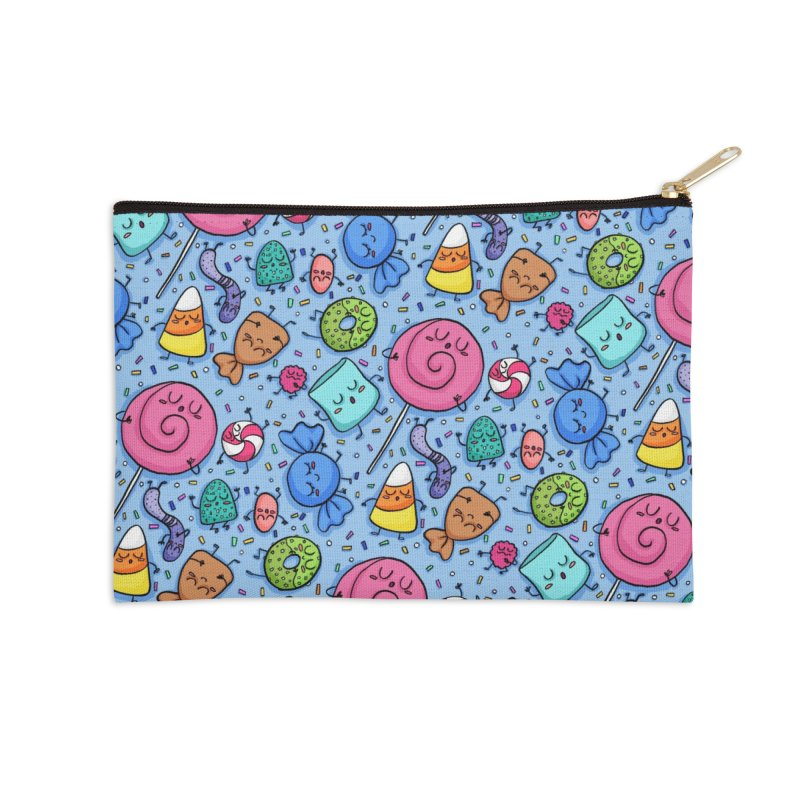 Zzweet DreamzZ Accessories Zip Pouch by pingolito's Artist Shop