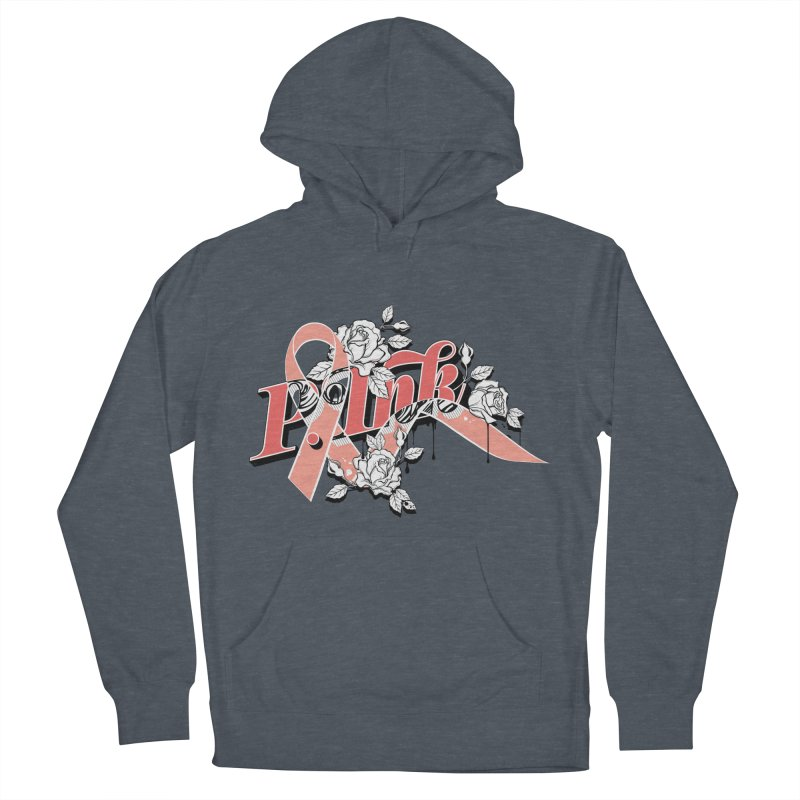 2017 P.ink Limited Edition Women's Pullover Hoody by P.INK—don't let breast cancer leave the last mark