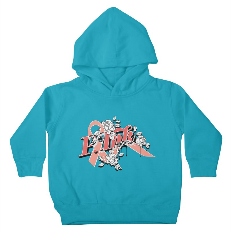 2017 P.ink Limited Edition Kids Toddler Pullover Hoody by P.INK—don't let breast cancer leave the last mark