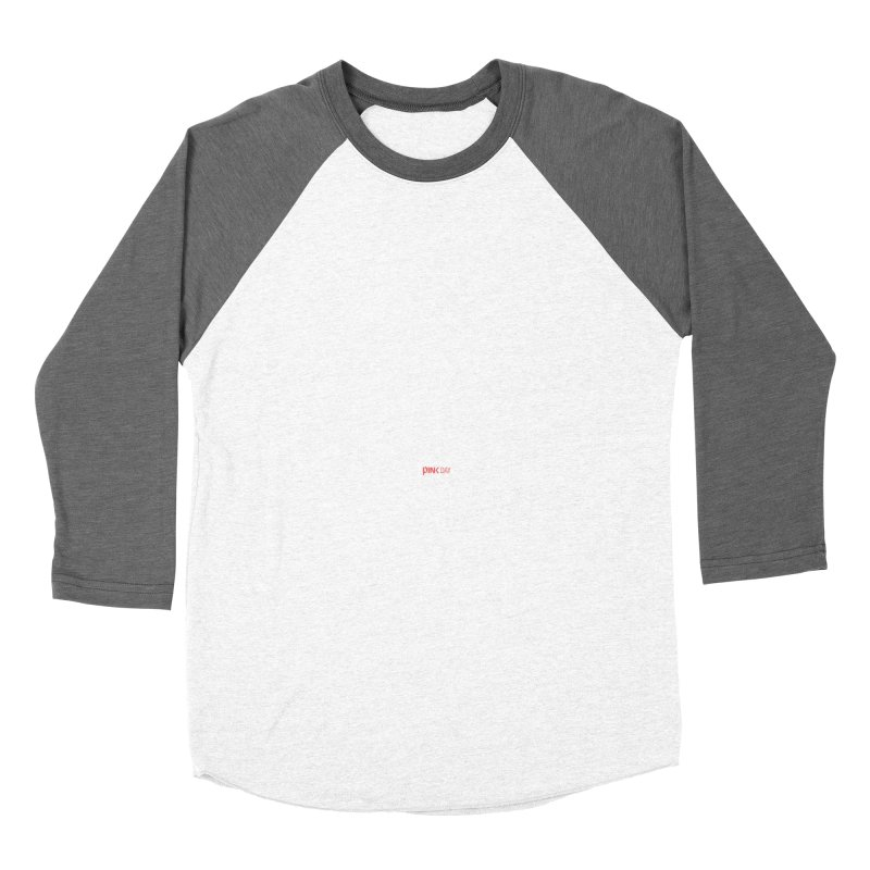 P.ink Day - A Tattoo is a Scar You Choose - White - Permanent Collection Women's Baseball Triblend T-Shirt by P.INK—don't let breast cancer leave the last mark