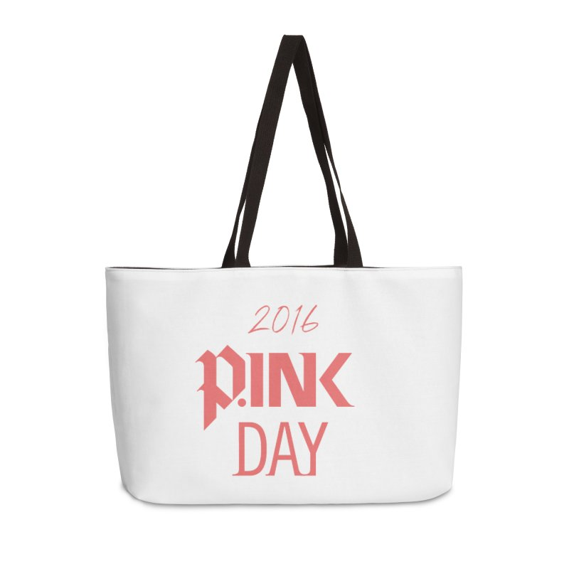 P.ink Day 2016 Red Logo Wear   by P.INK—don't let breast cancer leave the last mark