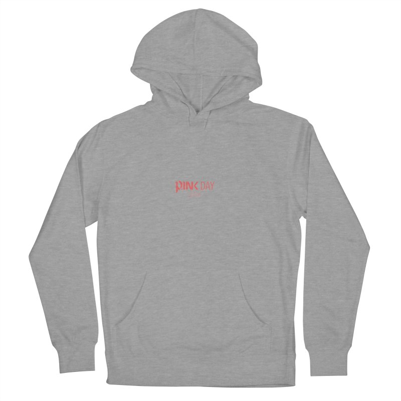 P.ink Day 2016 Red / Alt Logo Wear Women's Pullover Hoody by P.INK—don't let breast cancer leave the last mark