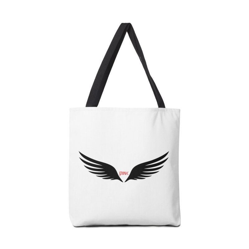 P.ink Healing Wings Wear Accessories Bag by P.INK—don't let breast cancer leave the last mark