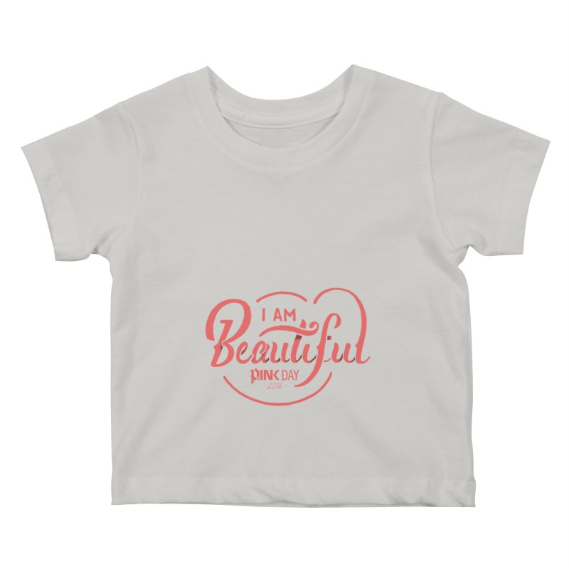 P.ink Day 2016 I Am Beautiful / Pink Wear   by P.INK—don't let breast cancer leave the last mark