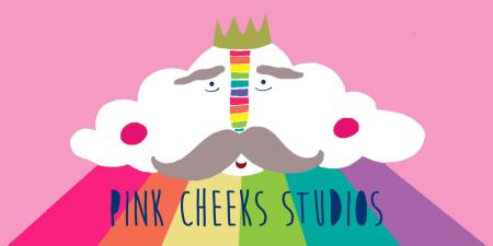 Logo for pinkcheeksstudios's Artist Shop
