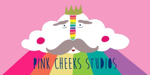 pinkcheeksstudios Logo