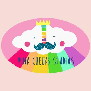 pinkcheeksstudios's Artist Shop Logo