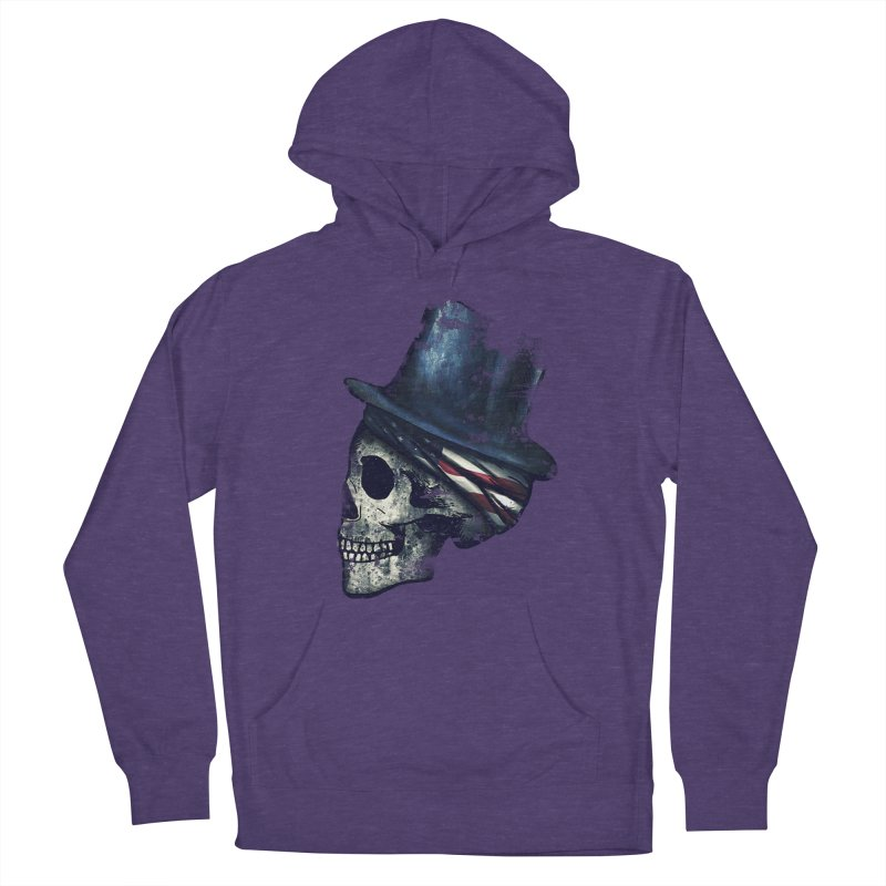 Ancient Decay Men's French Terry Pullover Hoody by Pinkstorm