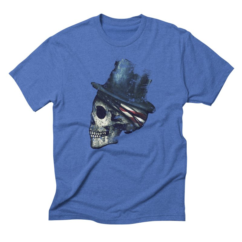 Ancient Decay Men's Triblend T-Shirt by Pinkstorm